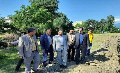 مدیر عامل شرکت سهامی آب منطقه ای استان گیلان در ماسال  حضور یافت