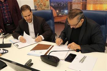 نظام نامه نظارت بر طراحی و اجرای تاسیسات آب و فاضلاب اماکن شهر مشهد به امضا رسید