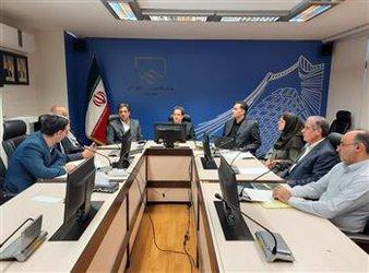 جلسه مشترک گروه تخصصی برق و مکانیک