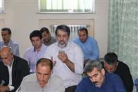 برگزاری مراسم سی امین سالگرد ارتحال امام خمینی (ره) در اداره کل حفاظت محیط زیست گیلان