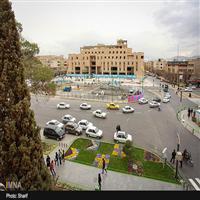 طرح جدید میدان امام حسین به روزرسانی میشود