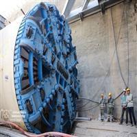 حفاری تونل شرقی خط دو قطار شهری آغاز میشود