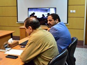 جلسه ممیزی عملکرد سالیانه مدیریت فناوری اطلاعات و توسعه مدیریت برگزار شد