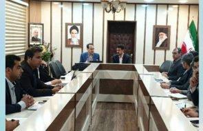برگزاری اولین جلسه ایمنی آب در شهرستان سرخس