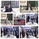 عملیات اجرایی آبرسانی شبکه توزیع آب روستایی نورآباد فندرسک در گلستان آغاز شد