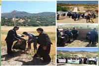 تعامل مسئولان برای فرهنگسازی حفظ محیط زیست در چهارمحال و بختیاری