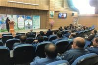 بازدید مدیرکل حفاظت محیط زیست استان وهئیت همراه از مجموعه سیمان کرمان