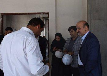 خانه فرهنگ شهید منتظری در دهه فجر امسال به بهره برداری می رسد