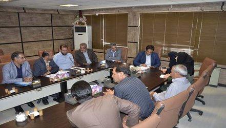 ملاقات عمومی مدیرعامل شرکت آب منطقه ای کرمانشاه با مردم