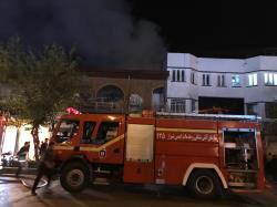 دستگاه هوابرش، عامل آتش سوزی سینما بهمن شیراز بود