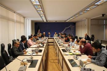برگزاری نشست رابطین استانهای اجلاس ۲۲ هیئت عمومی