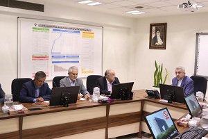 دیدار جمعی از مدیران استان کرمان با دکتر اردکانیان وزیر نیرو