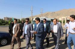 طرحهای همسو با نیازهای محدوده شمال غرب شیراز باید اجرایی شود