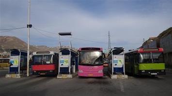 ۱۰ دستگاه اتوبوس جهت جابجایی داوطلبان آزمون کارشناسی ارشد اختصاص یافت
