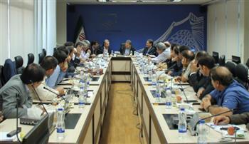 نشست مشترک روسای سازمانهای نظام مهندسی استانها و هیئت رئیسه شورای مرکزی