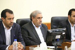 حضور مهندس علیزاده در جلسه شورای هماهنگی مدیریت بحران استان
