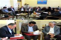 تفاهم نامه همکاری میان حفاظت محیط زیست چهارمحال و بختیاری و شورای اسلامی استان منعقد شد