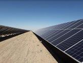 نیروگاه خورشیدی ۱۰ مگاواتی بافت کرمان به شبکه متصل میشود