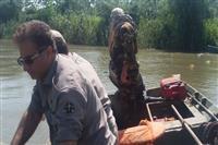 ۶۷ رشته دام در رودخانه کیارود جمع آوری شد