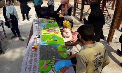 کارگاه مشارکت کودکان در فرایند طراحی شهری برگزار شد