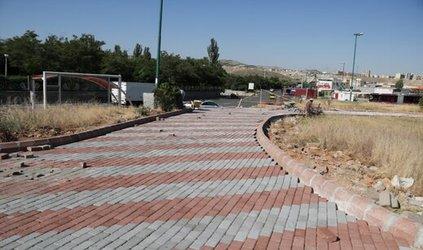 احداث بوستان محله ای در میدان بسیج تبریز