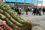 بازدید بیش از ۶۶ هزار نفر در ۳ شب اول برپایی نمایشگاه گل و گیاه مشهد