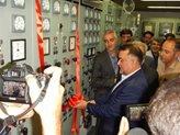 واحد یک نیروگاه برقآبی امیرکبیر وارد مدار شد