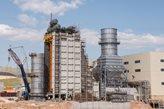 واحد نخست بخش گاز نیروگاه دالاهو در کرمانشاه به شبکه سراسری متصل شد