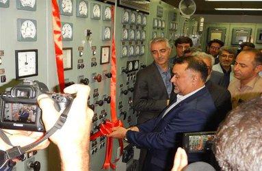 واحد یک نیروگاه امیرکبیر به منظور کمک به شبکه سراسری برق...