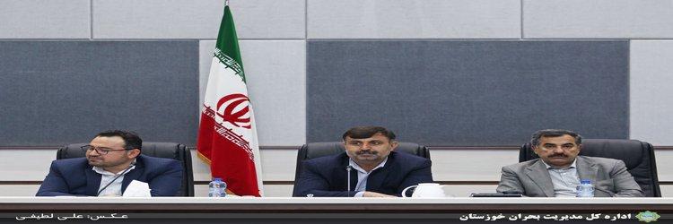مدیرکل مدیریت بحران خوزستان هشدار داد: حریق در خطوط لوله خوزستان در حال تبدیل به ابربحران
