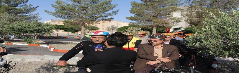 پیوستن شهرداری بیرجند به پویش ملی حمل و نقل پاک