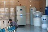 بهرهبرداری از سامانه پیشرفته گندزدایی آب به روش الکترولیز نمک طعام در چمران خوزستان