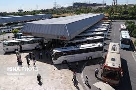 آمادگی پایانه های مشهد برای خدمات رسانی به زائران و مسافران در  ...