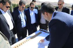 روزهای پرحرارت پروژه های عمرانی شهر شیراز