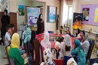 برگزاری کارگاه آموزشی در کانون پرورش فکری کودکان و نوجوانان بندر انزلی