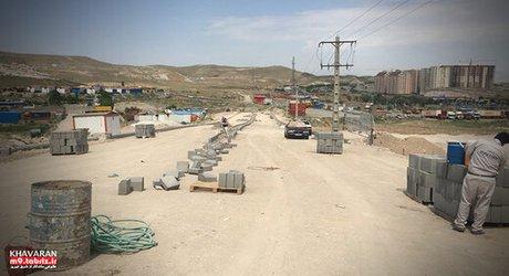پیشرفت ۶۰ درصدی پروژه احداث ورودی جدید تفرجگاه ائل باغی