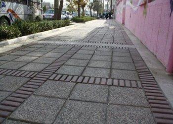 آغاز پروژه بهسازی و مناسبسازی پیادهراه چهارراه خیام تا پارک ملت