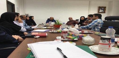 برگزاری نشست بحث و بررسی تجربیات مطالعاتی شرکت مهندسان مشاور آرمانشهر در خصوص منظر شهری تهران