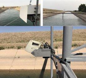 طرح سامانه هوشمند اندازه گیری دبی کانال پای پل کرخه خاتمه یافت