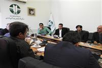 برگزاری دومین جلسه کارگروه مخاطرات زیست محیطی استان مازندران