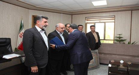 انتصابات جدید در شرکت آب منطقه ای آذربایجان غربی