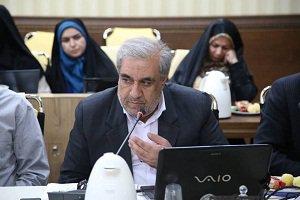 حضور مهندس علیزاده در جلسه شورای حفظ حقوق بیت المال استان کرمان
