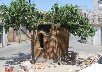 سقاخانه محله شیخ آباد به زودی به بهره برداری می رسد