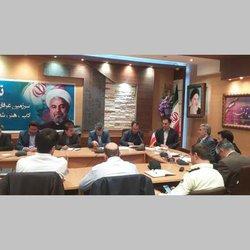اولین جلسه شورای حفاظت از منابع آب در شهرستان تبریز برگزار شد
