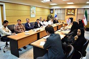 برگزاری جلسه کمیته مدیریت عملکرد شرکت آب منطقه ای یزد