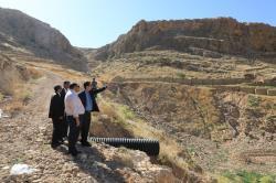 بهره برداری از بوستان سایه (فاز دوم بوستان نماز) در دهه فجر امسال