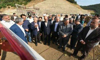 سد نرماب پروژه ملی  و اولویت دار استان است و تلاش داریم هر چه سریعتر به بهره برداری برسد