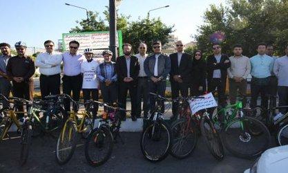 گسترش فرهنگ دوچرخهسواری و کاهش ترافیک شهری با اصلاح زیرساختها