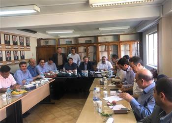 برگزاری نشست مشترک روسای سازمانهای نظام مهندسی ساختمان استانها و رئیس شورای مرکزی