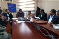 برگزاری جلسه کارگروه مدیریت پسماند در سیرجان با حضور مسئولان حفاظت محیط زیست شهرستان